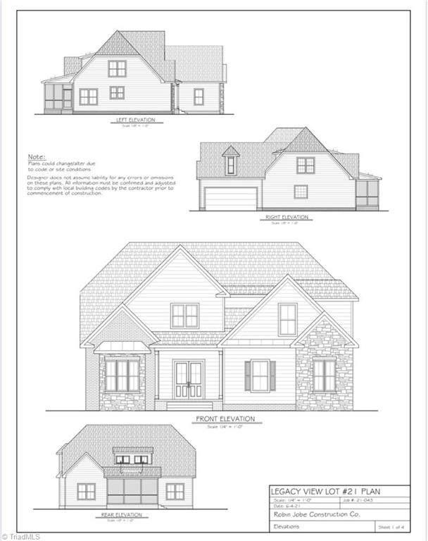 3670 Tot Hill Farm Road, Asheboro, NC 27205 (MLS #1031058) :: Ward & Ward Properties, LLC