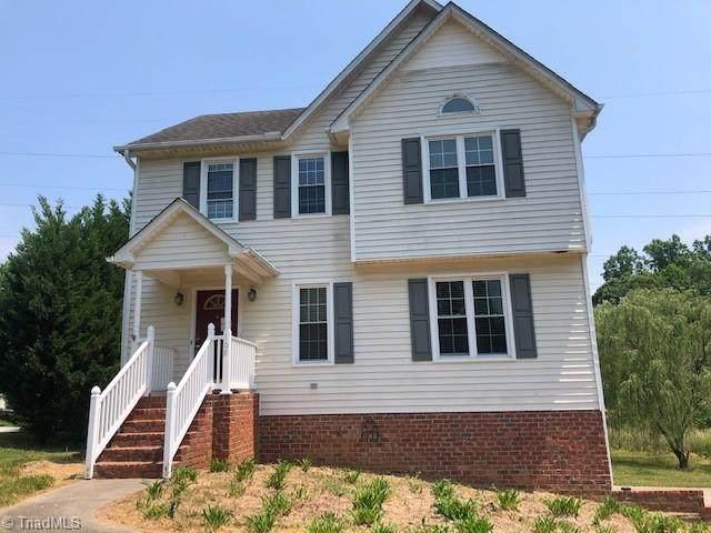 108 Tumbleweed Drive, Winston Salem, NC 27127 (MLS #1031064) :: Ward & Ward Properties, LLC