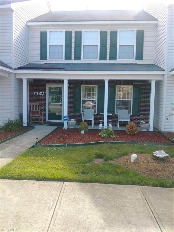 606 Cairn Circle, Burlington, NC 27217 (MLS #1031451) :: EXIT Realty Preferred