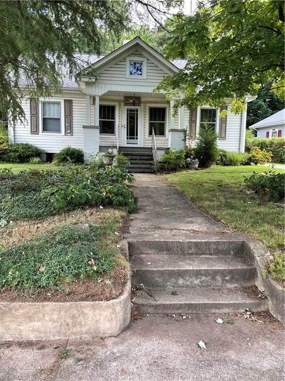 10 Chestnut Street, Lexington, NC 27292 (MLS #1031539) :: Berkshire Hathaway HomeServices Carolinas Realty