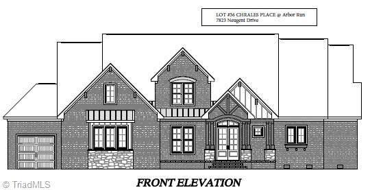 7823 Neugent Drive, Kernersville, NC 27284 (MLS #1031554) :: Ward & Ward Properties, LLC