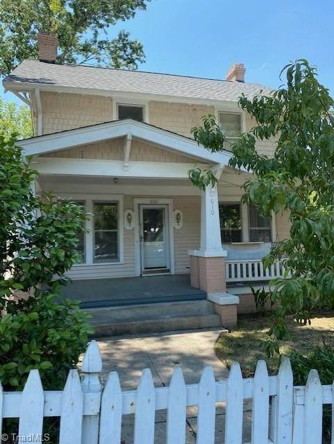 610 S Mendenhall Street, Greensboro, NC 27403 (MLS #1032329) :: EXIT Realty Preferred