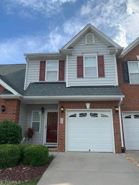 4484 Piedmont Trace Drive, Greensboro, NC 27409 (MLS #1033121) :: Ward & Ward Properties, LLC