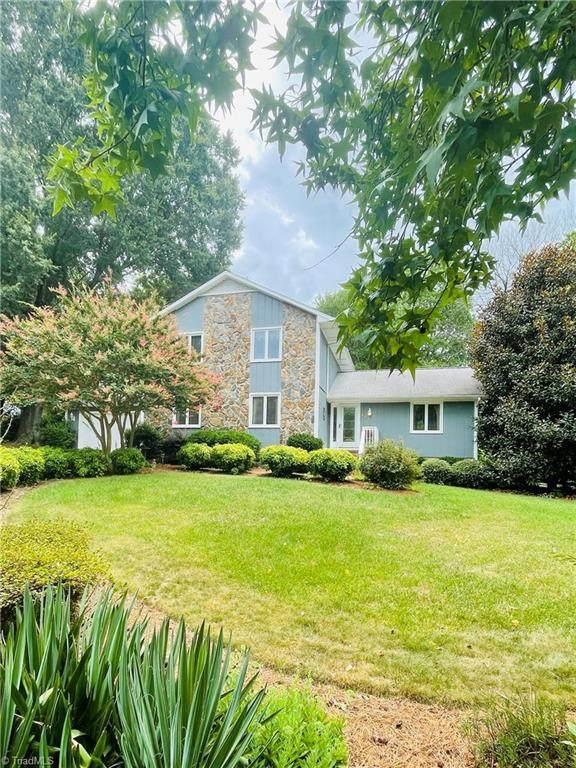 4400 Saffron Close Street, Greensboro, NC 27410 (#1033648) :: Rachel Kendall Team