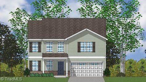 3748 Streamside Drive #145, Thomasville, NC 27360 (#1033809) :: Rachel Kendall Team