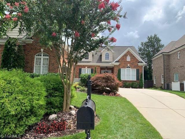 4924 Fox Chase Road, Greensboro, NC 27410 (MLS #1033972) :: Ward & Ward Properties, LLC