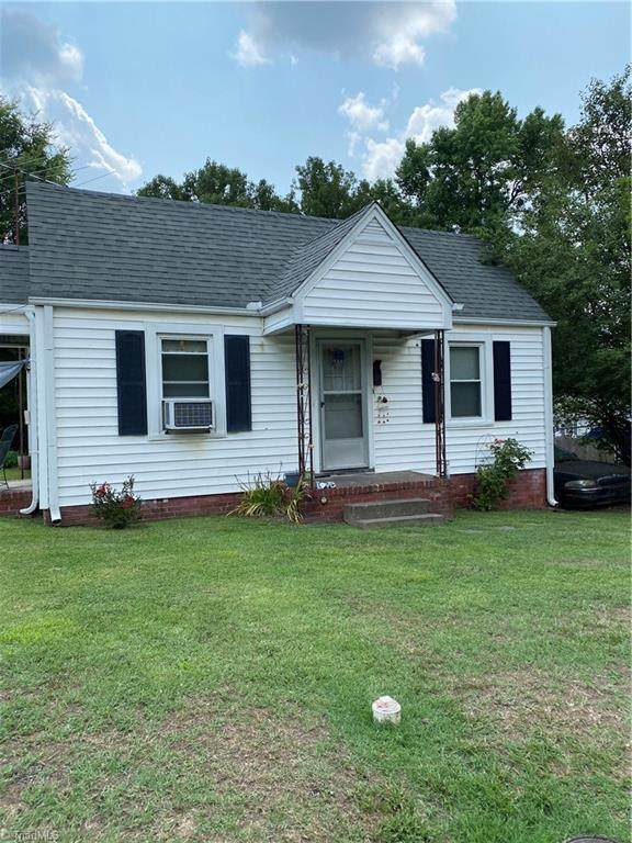 6 Cates Avenue, Thomasville, NC 27360 (MLS #1034593) :: Team Nicholson