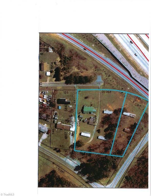 264 Hilltop Drive, Linwood, NC 27299 (MLS #1034599) :: Ward & Ward Properties, LLC