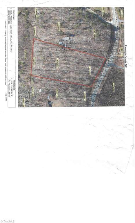 . Cedar Forest Road, Franklinville, NC 27248 (MLS #1035094) :: Witherspoon Realty