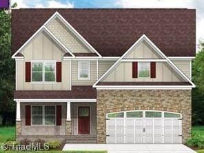 4552 Leake Drive, Jamestown, NC 27282 (MLS #1036258) :: Hillcrest Realty Group