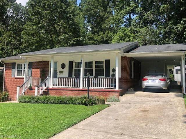 409 Pinecrest Drive, Mount Airy, NC 27030 (MLS #1036294) :: Ward & Ward Properties, LLC