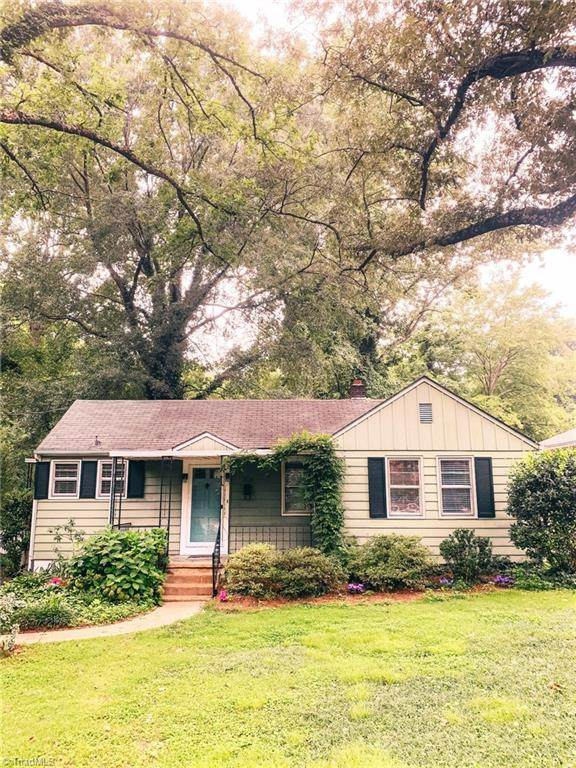 306 Magnolia Street, Winston Salem, NC 27103 (MLS #1036325) :: EXIT Realty Preferred