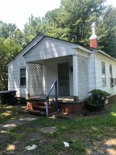 1500 First Street, Asheboro, NC 27205 (MLS #1036476) :: Ward & Ward Properties, LLC