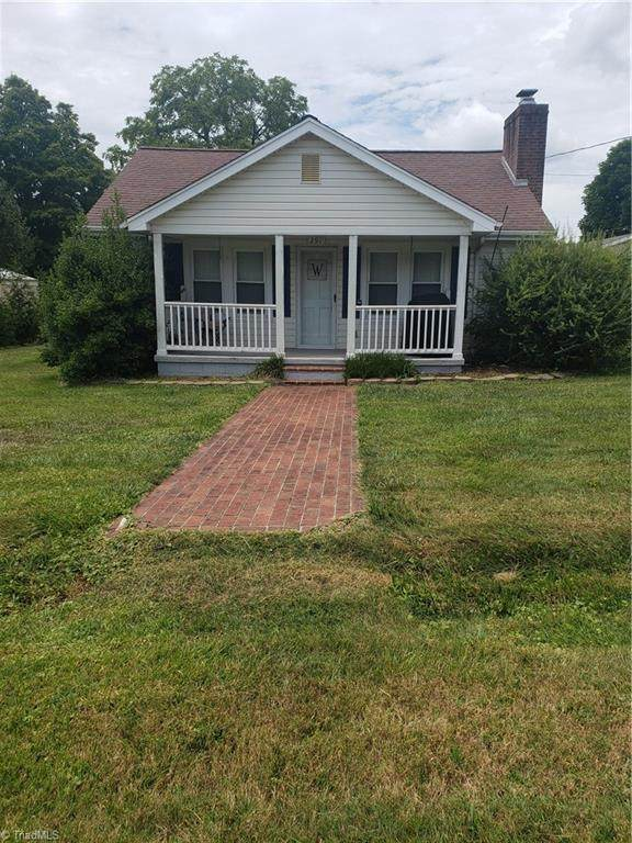 291 Cricket Clubhouse Road, North Wilkesboro, NC 28659 (MLS #1036554) :: Hillcrest Realty Group
