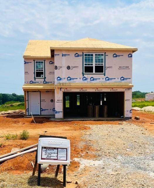 401 Altavista Drive, Clemmons, NC 27012 (MLS #1036971) :: Ward & Ward Properties, LLC