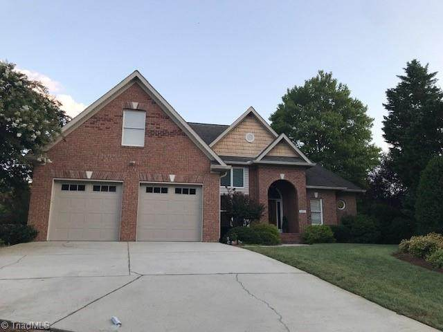 1301 Ember Oaks Avenue, High Point, NC 27265 (MLS #1037060) :: Hillcrest Realty Group
