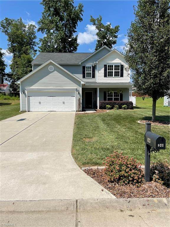 823 Leach Avenue, Thomasville, NC 27360 (#1037309) :: Premier Realty NC