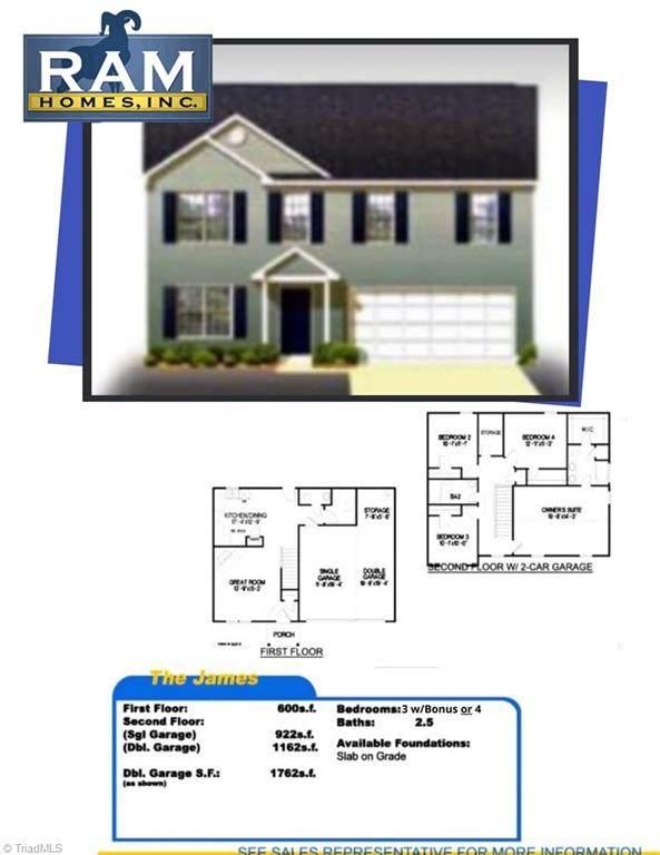 6192 Brentwood Park Drive, Rural Hall, NC 27045 (MLS #1039113) :: Ward & Ward Properties, LLC