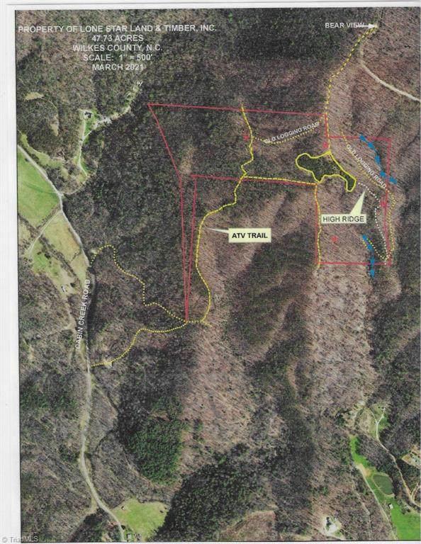 TBD Overland Trail, Hays, NC 28635 (MLS #1039128) :: Ward & Ward Properties, LLC
