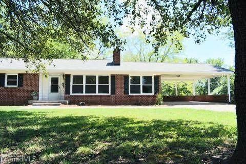 4531 Nc Highway 268, Pilot Mountain, NC 27041 (MLS #1039451) :: Ward & Ward Properties, LLC