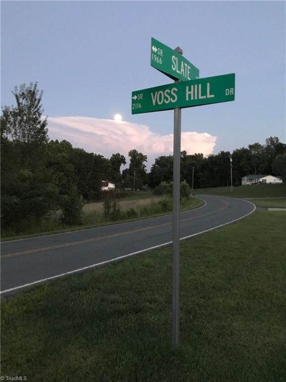 LOT 8 Voss Hill Drive, King, NC 27021 (MLS #1039472) :: Hillcrest Realty Group