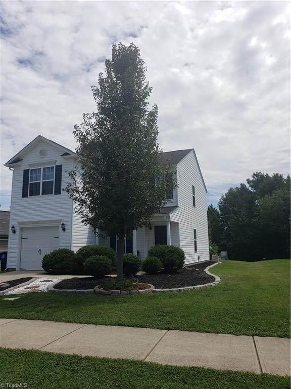 5075 Hogan Point Court, Winston Salem, NC 27127 (MLS #1039547) :: Ward & Ward Properties, LLC