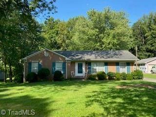 312 Springtime Drive, Greensboro, NC 27409 (MLS #1040321) :: Ward & Ward Properties, LLC