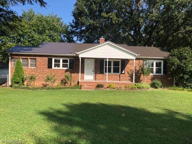 211 & 201 N Bunker Hill Road, Colfax, NC 27235 (MLS #1040331) :: Ward & Ward Properties, LLC