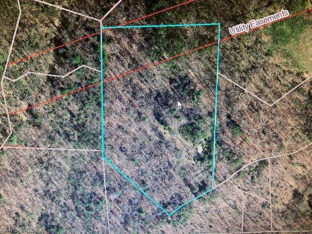 00 Kelly Hill Drive, Wilkesboro, NC 28697 (MLS #1040573) :: Ward & Ward Properties, LLC