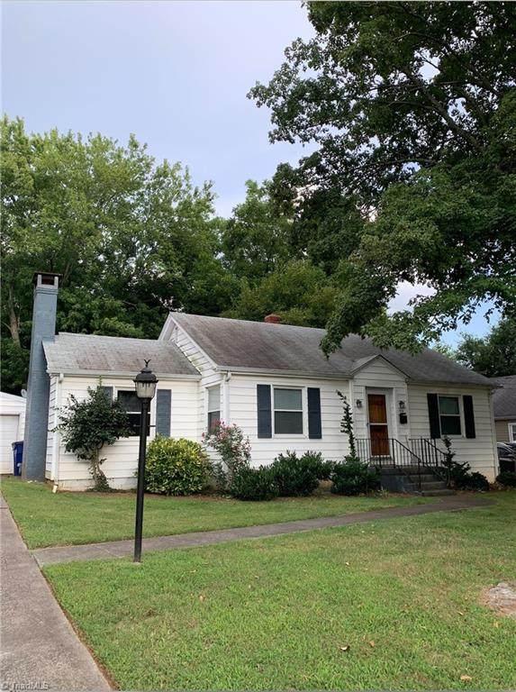 805 S Sunset Drive, Winston Salem, NC 27103 (#1040700) :: Mossy Oak Properties Land and Luxury