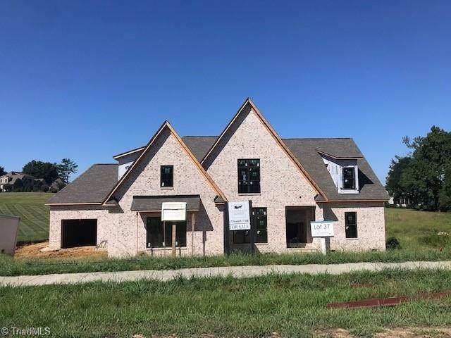 6807 River Farm Drive, Oak Ridge, NC 27310 (MLS #1040889) :: Berkshire Hathaway HomeServices Carolinas Realty