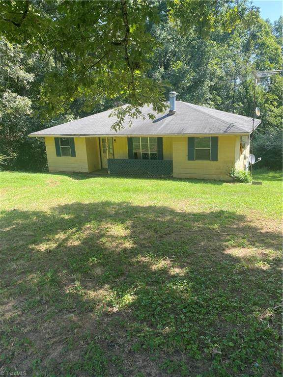 1320 Butlers Chapel Road, Franklinville, NC 27248 (MLS #1040926) :: Berkshire Hathaway HomeServices Carolinas Realty