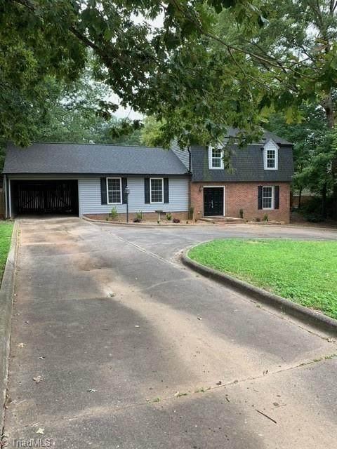 1033 Cranbrook Way, Asheboro, NC 27205 (MLS #1041072) :: Ward & Ward Properties, LLC