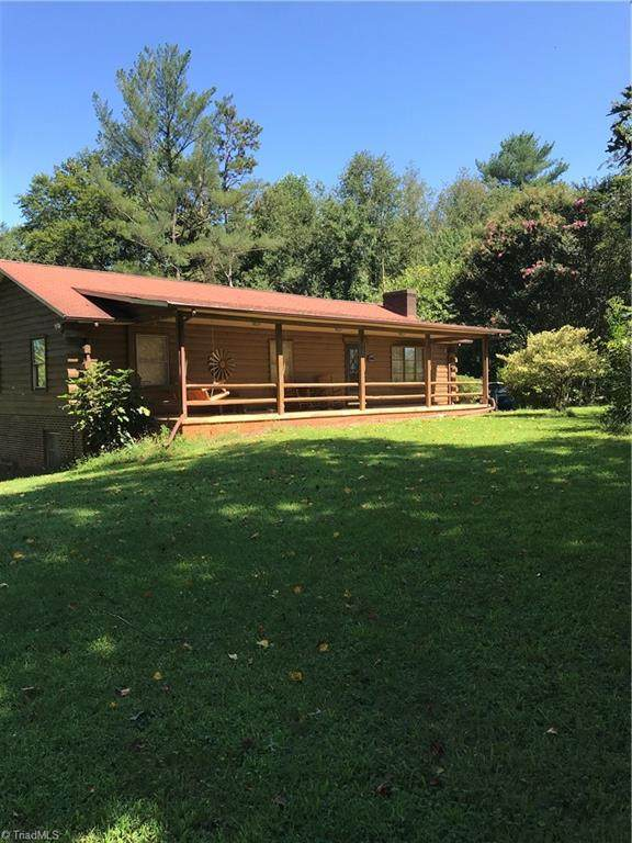 2683 Wiles Ridge Road, Hays, NC 28635 (MLS #1041218) :: Ward & Ward Properties, LLC