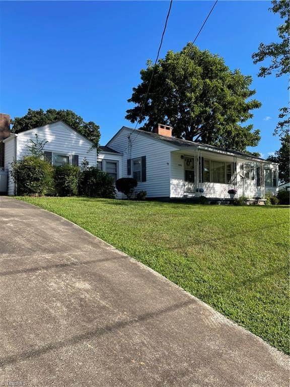 1202 Franklin Street, North Wilkesboro, NC 28659 (MLS #1041919) :: Ward & Ward Properties, LLC