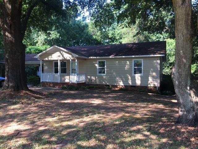 220 Lowell Street, Lexington, NC 27295 (MLS #1041981) :: Ward & Ward Properties, LLC
