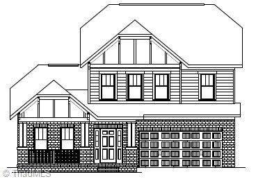 1741 Eastover Drive, Kernersville, NC 27284 (#1042006) :: Mossy Oak Properties Land and Luxury