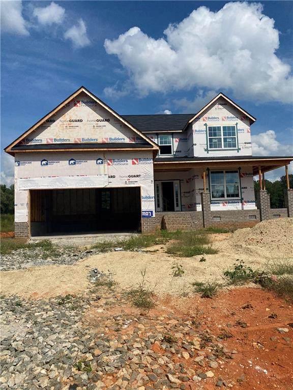 6487 Rogers Farm Road Lot 65, Pleasant Garden, NC 27313 (MLS #1042243) :: Berkshire Hathaway HomeServices Carolinas Realty