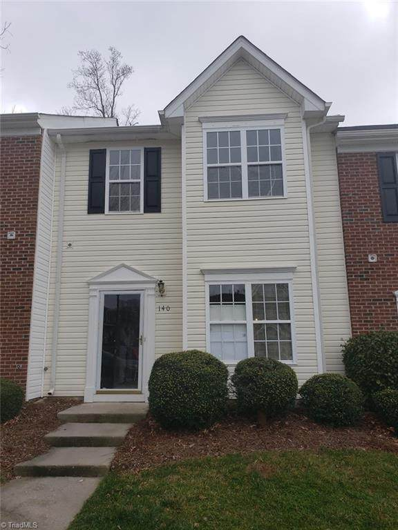 140 Queensberry Court, Greensboro, NC 27405 (MLS #1042491) :: Hillcrest Realty Group