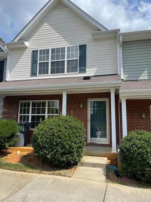 1113 Brooksridge Way, Whitsett, NC 27377 (#1042630) :: Premier Realty NC