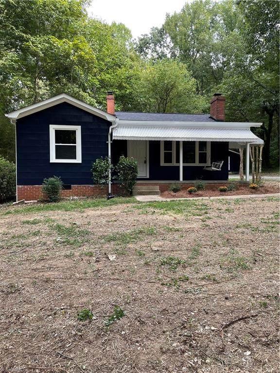 327 Ashbrook Road, Salisbury, NC 28147 (MLS #1042687) :: Berkshire Hathaway HomeServices Carolinas Realty