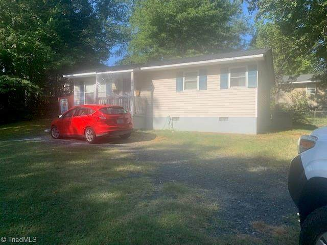 218 Cooper Street, Asheboro, NC 27203 (MLS #1042830) :: Berkshire Hathaway HomeServices Carolinas Realty
