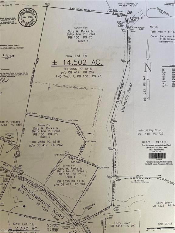 4408 Meadowbrook Drive, Trinity, NC 27370 (MLS #1042853) :: Berkshire Hathaway HomeServices Carolinas Realty