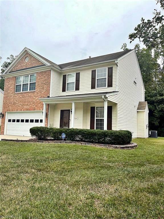 2644 Hidden Pond Cove, High Point, NC 27265 (MLS #1042961) :: Berkshire Hathaway HomeServices Carolinas Realty