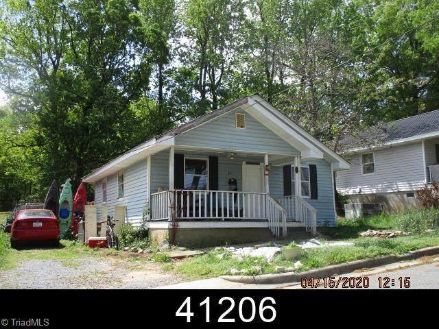 211 Armfield Avenue, Asheboro, NC 27203 (MLS #1042992) :: Berkshire Hathaway HomeServices Carolinas Realty