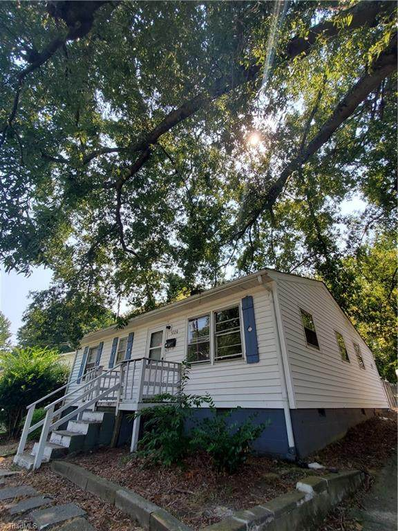 3720 Central Avenue, Greensboro, NC 27401 (MLS #1043048) :: Hillcrest Realty Group