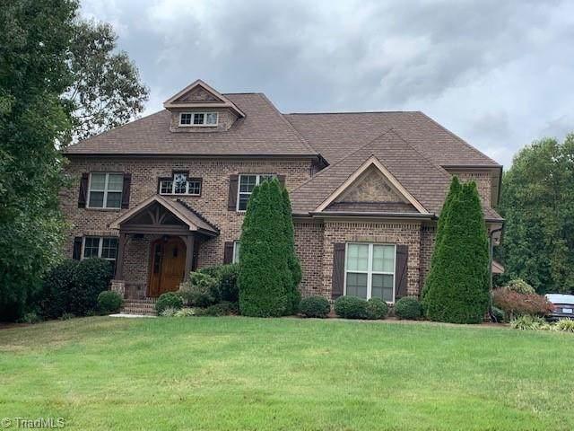 5217 Harley Stafford Drive, Oak Ridge, NC 27310 (MLS #1043069) :: Lewis & Clark, Realtors®