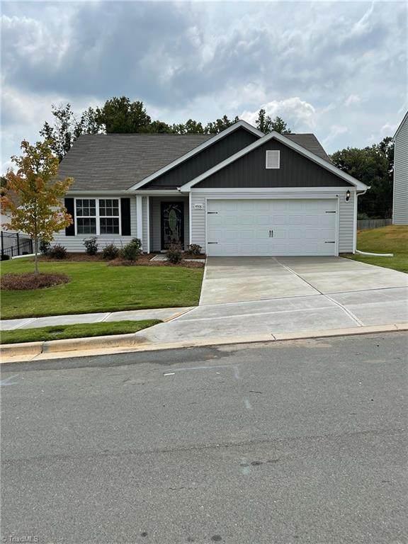 4506 Strath Mill Terrace, Greensboro, NC 27405 (MLS #1043374) :: Team Nicholson