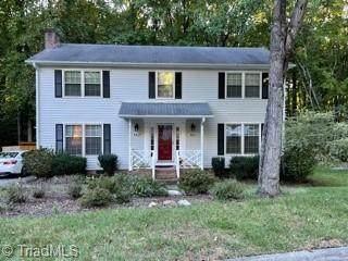 4419 Forest Walk Drive, Greensboro, NC 27455 (MLS #1043425) :: Berkshire Hathaway HomeServices Carolinas Realty