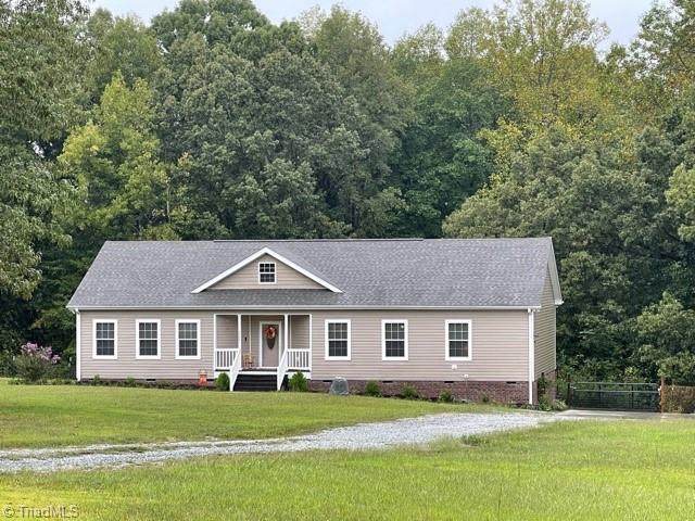 5092 Oneal Farm Road, Trinity, NC 27370 (MLS #1043431) :: Ward & Ward Properties, LLC